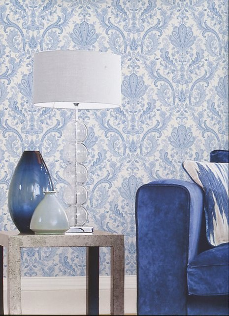 Silk Impressions Wallpaper Md29431 By Norwall For Galerie
